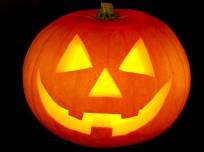 Smiling-Halloween-Pumpkins